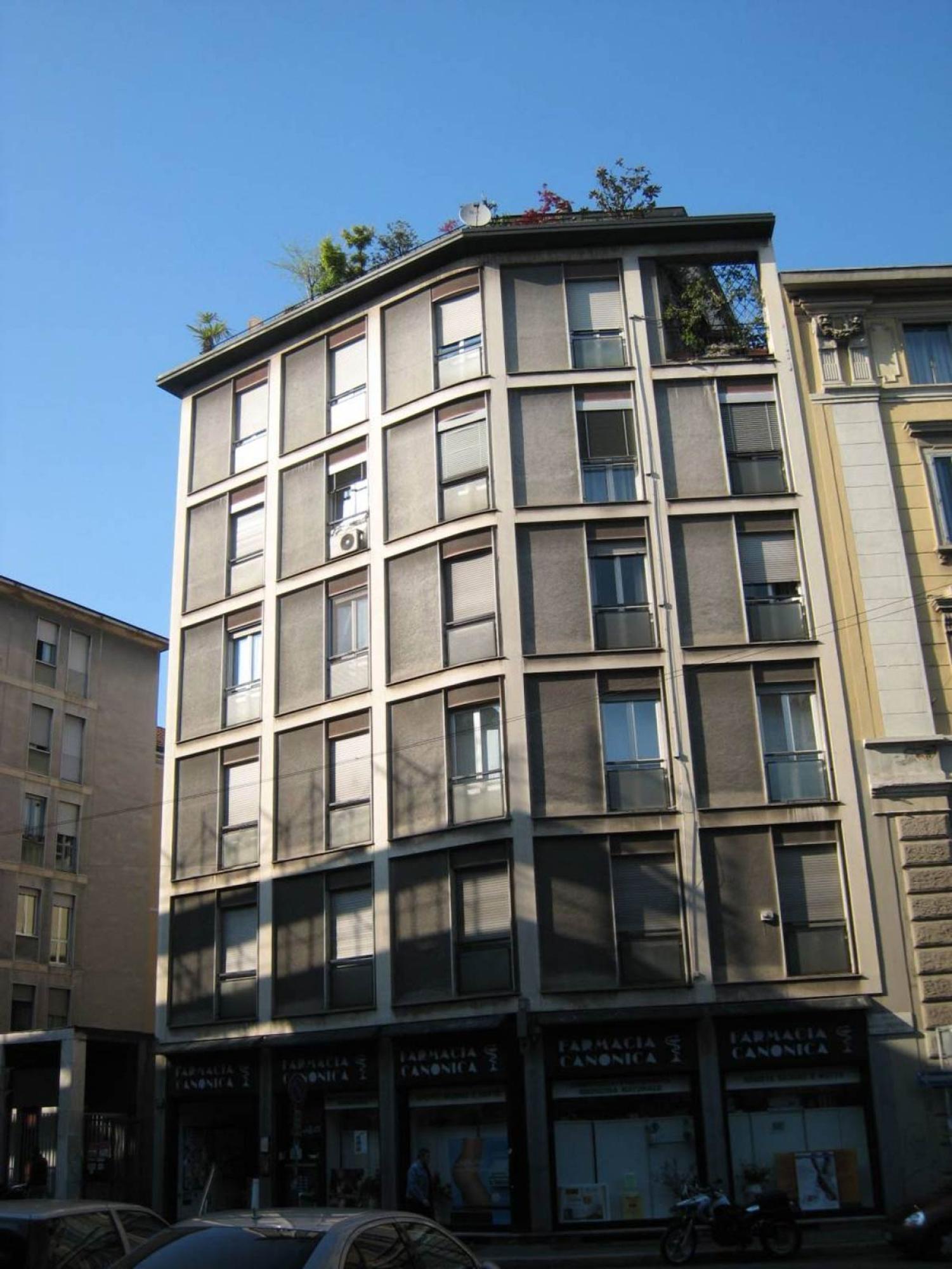 Via canonica 32 mh32 agenzia immobiliare milano for Immobiliare milano